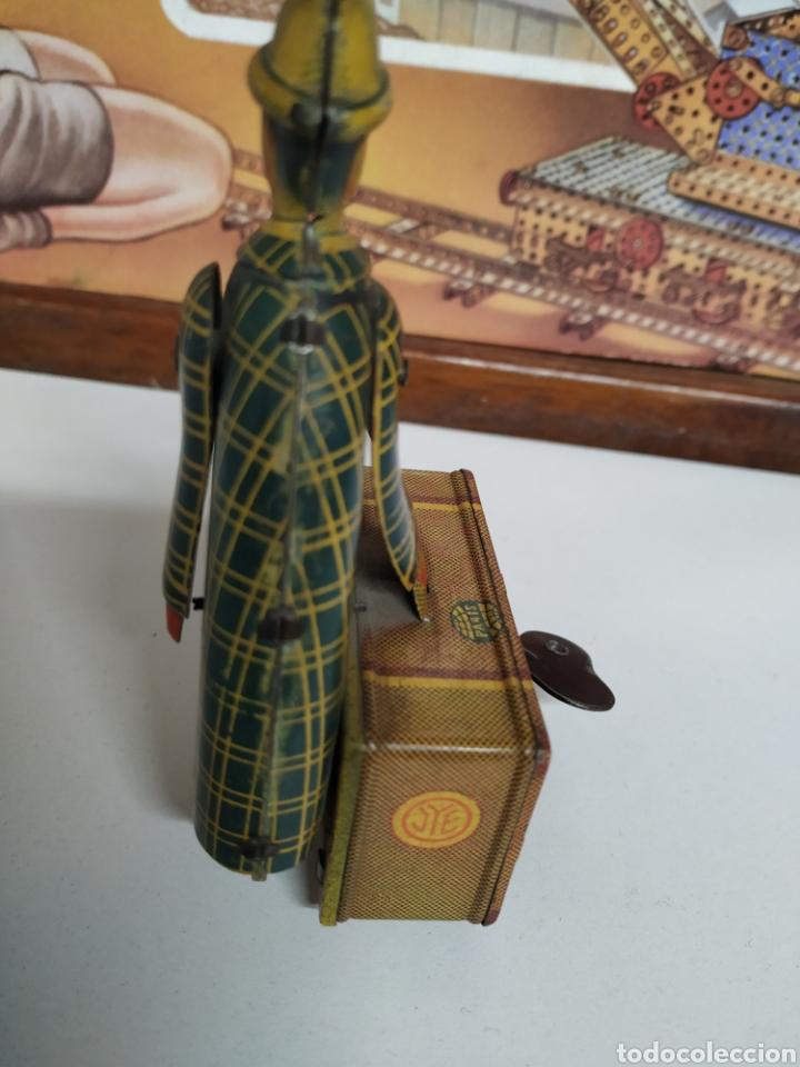 Juguetes antiguos Jyesa: El maletero de jyesa 1945 - Foto 5 - 259307350