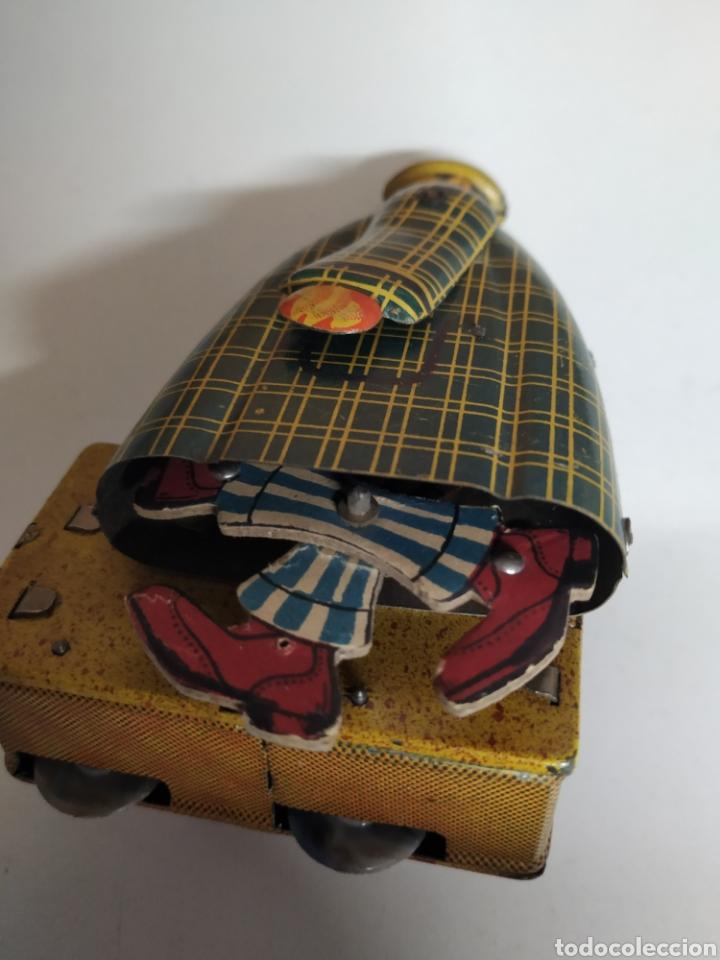 Juguetes antiguos Jyesa: El maletero de jyesa 1945 - Foto 7 - 259307350