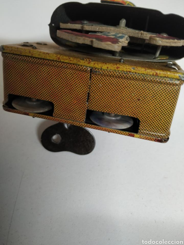 Juguetes antiguos Jyesa: El maletero de jyesa 1945 - Foto 8 - 259307350