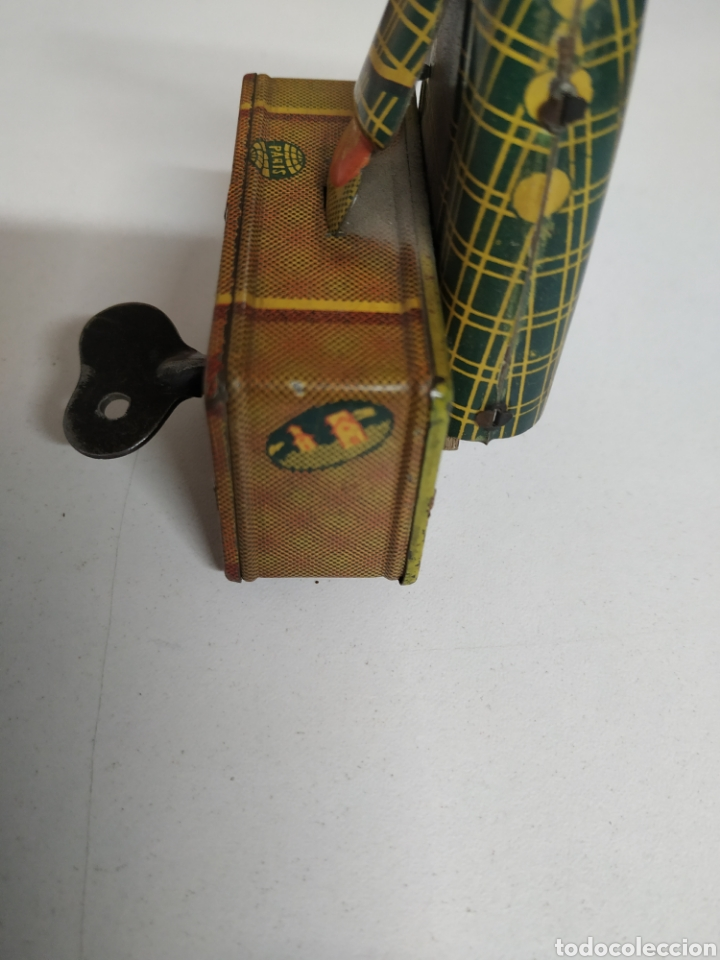 Juguetes antiguos Jyesa: El maletero de jyesa 1945 - Foto 9 - 259307350