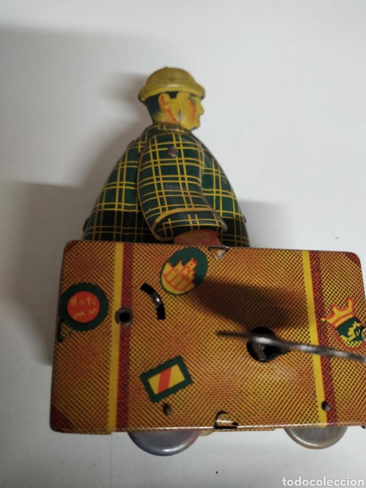 Juguetes antiguos Jyesa: El maletero de jyesa 1945 - Foto 10 - 259307350