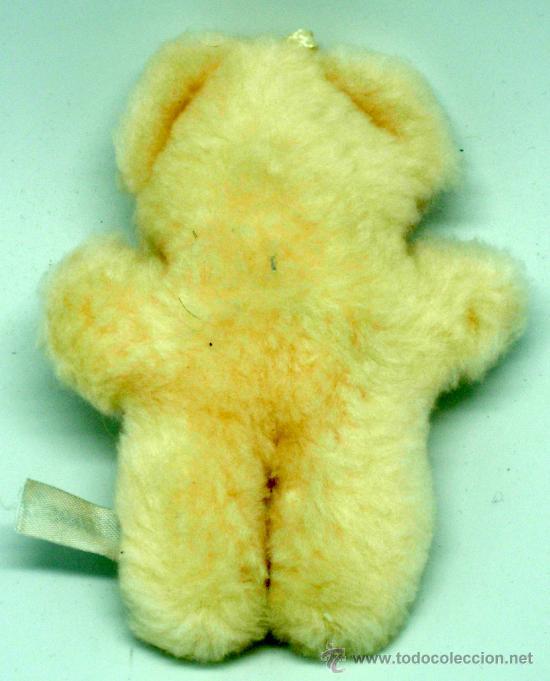 Juguetes Antiguos: Osito peluche Mimosín publicidad suavizante 11,5 cm alto - Foto 2 - 57223609