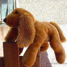 Brinquedos Antigos: PERRO PELUCHE (CAJA 45). Lote 27657098