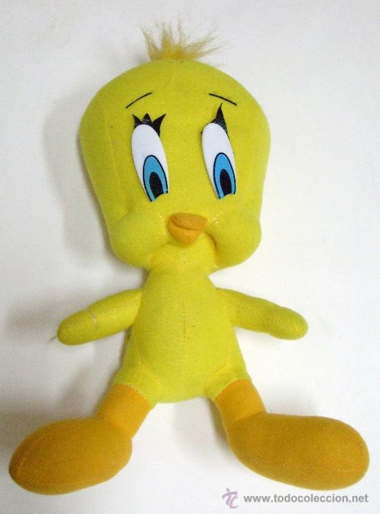 muñeco juguete peluche de piolin tweety dibujos comprar ositos de