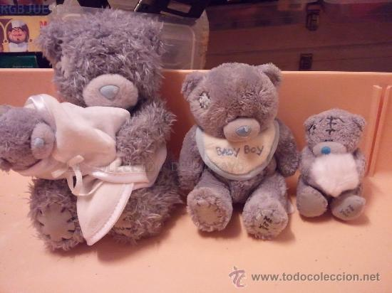familia ositos baby boy me to you juguetes ositos otros peluches - Peluche Me To You