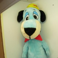 Juguetes Antiguos: HUCKLEBERRY HOUND PELUCHE 52 CMTS. HANNA - BARBERA. Lote 35482229