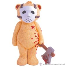 Juguetes Antiguos - bad taste bears-jason-retired!! - 36130500