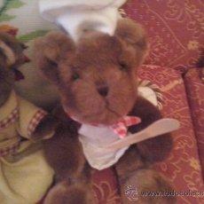 Juguetes Antiguos: OSITO DE PELUCHE TEDDY BEAR COLLECTION RBA AÑO 2000. Lote 38864011
