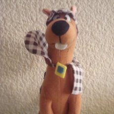 Juguetes Antiguos: MUÑECO PELUCHE SCOOBY DOO, 22 CMS, . Lote 40669806