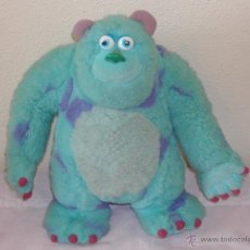 Juguetes Antiguos: PELUCHE SULLEY DE MONSTRUOS SA (MONSTERS INC). Lote 41033221