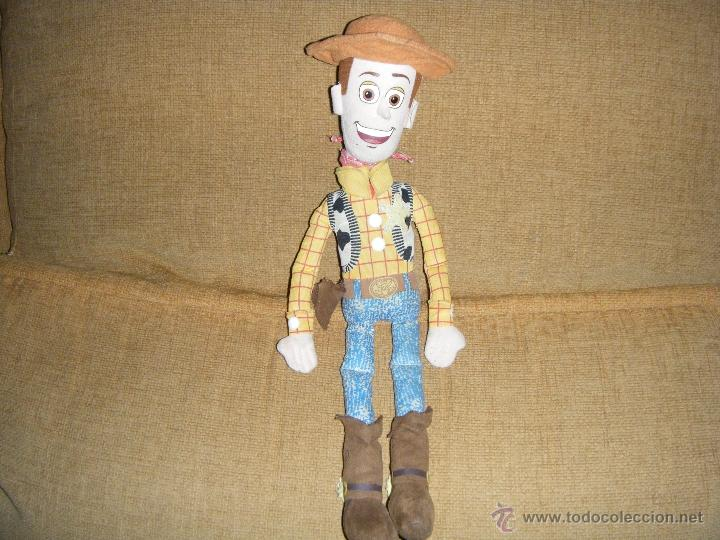 32f4c0b69d007 vaquero woody toy story peluche - Buy Teddy Bears and Other Cuddly ...