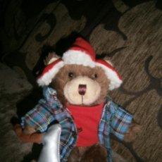 Juguetes Antiguos: OSITO LEÑADOR DE PELUCHE TEDDY BEAR COLLECTION. Lote 41597224