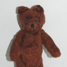 Juguetes Antiguos: TEDDY BEAR / OSO DE PELUCHE - BRAZOS Y PIERNAS MÓVILES - PRINC. S. XX - MIDE 23 CMS.. Lote 44094972