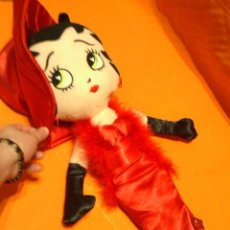 Juguetes Antiguos: PELUCHE BETTY BOO. Lote 46985019
