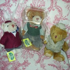 Juguetes Antiguos: THE BEARS, OSITOS. Lote 47199395