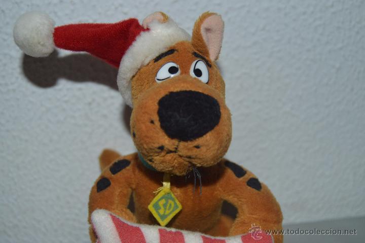 Juguetes Antiguos: simpatico peluche scooby doo navidad scoby do - Foto 2 - 56692746