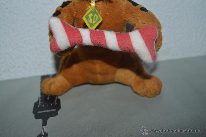 Juguetes Antiguos: simpatico peluche scooby doo navidad scoby do - Foto 3 - 56692746
