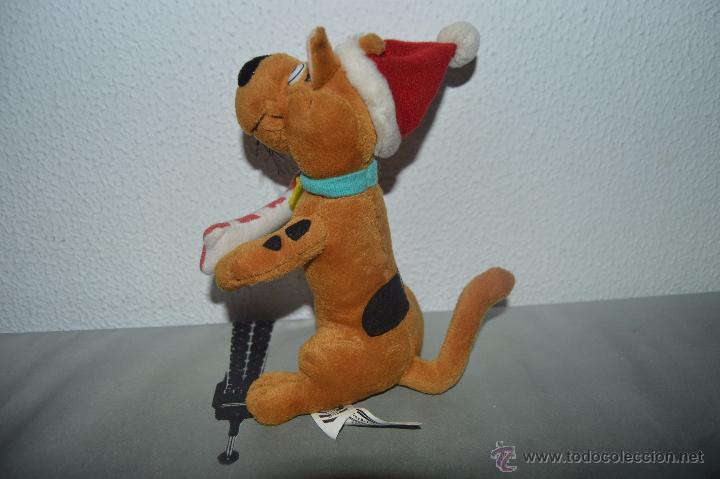 Juguetes Antiguos: simpatico peluche scooby doo navidad scoby do - Foto 4 - 56692746