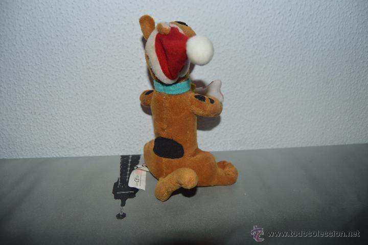 Juguetes Antiguos: simpatico peluche scooby doo navidad scoby do - Foto 5 - 56692746