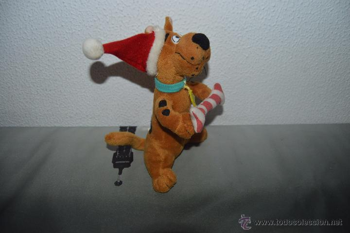 Juguetes Antiguos: simpatico peluche scooby doo navidad scoby do - Foto 6 - 56692746
