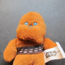 Juguetes Antiguos: PELUCHE STAR WARS CHEWBACCA. Lote 51026161
