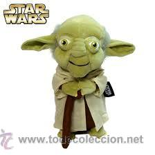 PELUCHE STAR WARS (Juguetes - Ositos & otros Peluches)