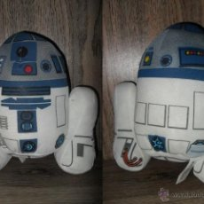 Juguetes Antiguos: PELUCHE STAR WARS R2-D2. Lote 53374607