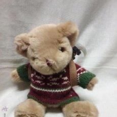 Juguetes Antiguos: OSO ESCALADOR TEDDY BEAR COLLECTION - OSO DE PELUCHE . Lote 53504987