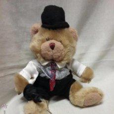 Juguetes Antiguos: OSO CABALLERO ELEGANTE TEDDY BEAR COLLECTION - OSO DE PELUCHE . Lote 53504993