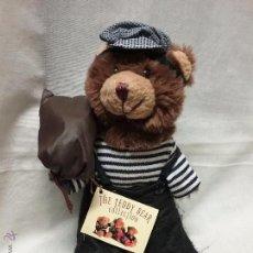 Juguetes Antiguos: OSO MARINERO TEDDY BEAR COLLECTION - OSO DE PELUCHE . Lote 53505004
