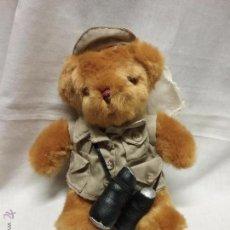 Juguetes Antiguos: OSO EXPLORADOR TEDDY BEAR COLLECTION - OSO DE PELUCHE . Lote 53505019