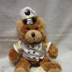 Juguetes Antiguos: OSO MARINERO TEDDY BEAR COLLECTION - OSO DE PELUCHE . Lote 139357636