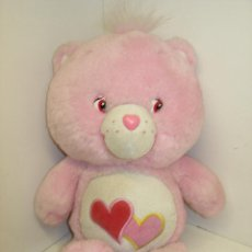 Juguetes Antiguos: OSO AMOROSO PELUCHE OSOS AMOROSOS CARE BEARS 32 CMTS.. Lote 55402694