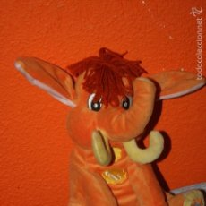 Brinquedos Antigos: MUÑECO PELUCHE CEFA TOYS MAMUT . Lote 56169160