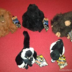 Juguetes Antiguos: PELUCHES NATIONAL GEOGRAPHIC. Lote 56548358