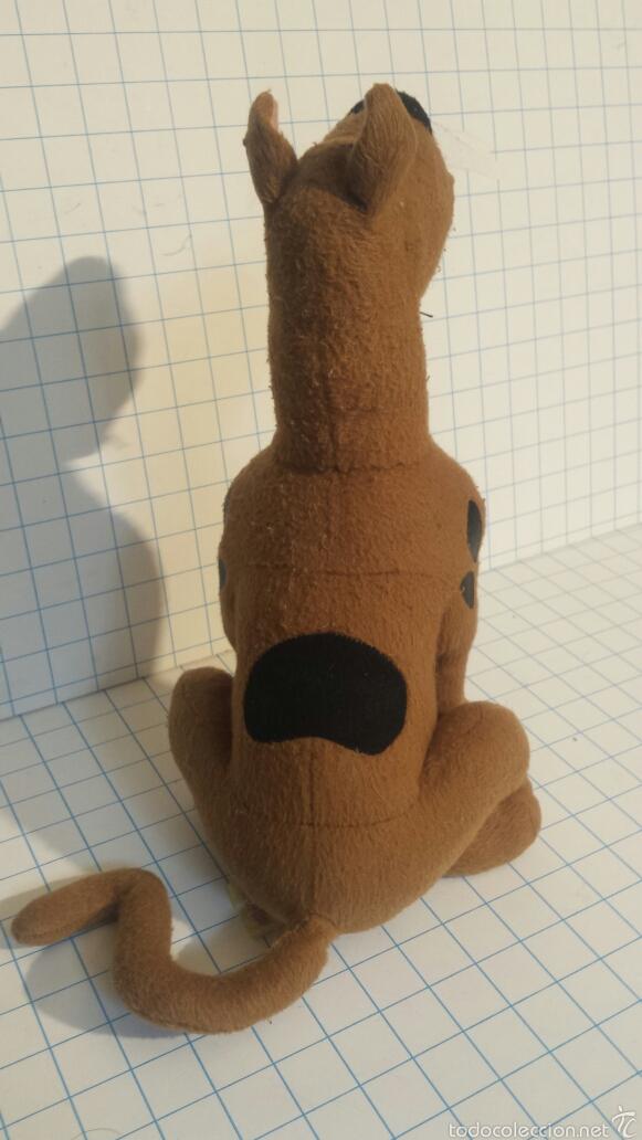 Juguetes Antiguos: Peluche Scooby Doo - Foto 4 - 57663625