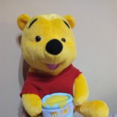 Juguetes Antiguos: PELUCHE WINNIE THE POOH. Lote 60640743