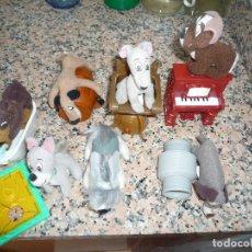 Juguetes Antiguos: PELUCHES MUÑECOS DE 102 DÁLMATAS - DISNEY - MCDONALDS 2001. Lote 64279467