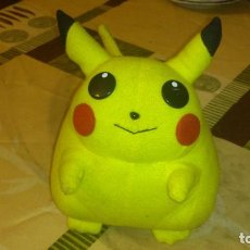 Juguetes Antiguos: PIKACHU PELUCHE PLAY BY PLAY OFFICIAL NINTENDO.2000. Lote 65976810