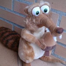 Juguetes Antiguos: PELUCHE ICE AGE . Lote 70286513