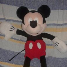 Juguetes Antiguos: PELUCHE MICKEY MOUSE. DISNEY MICKEY MOUSSE. Lote 83193016