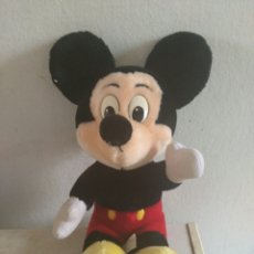 Juguetes Antiguos: MICKEY MOUSE PELUCHE - AÑO 1992. Lote 84933886