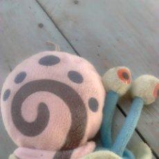 Brinquedos Antigos: BONITO CARACOL,PELUCHE,VER FOTOS. Lote 87229947