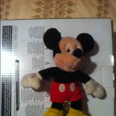 Juguetes Antiguos: PELUCHE MICKEY MOUSE. Lote 89012968