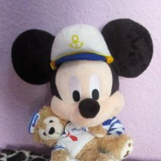 Juguetes Antiguos: PELUCHE MICKEY DUFFY DISNEY STORE. Lote 89659632