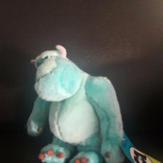 Juguetes Antiguos: HLN- PELUCHE SULLY MONSTRUOS SA, DISNEY, ORIGINAL. Lote 92318460