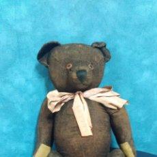 Juguetes Antiguos: TEDDY BEAR OSO OSITO PELUCHE 1930. Lote 95419498
