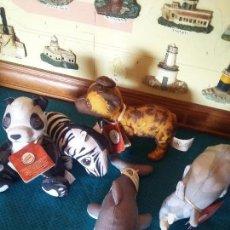 Juguetes Antiguos: LOTE DE ANIMALES. Lote 93961785
