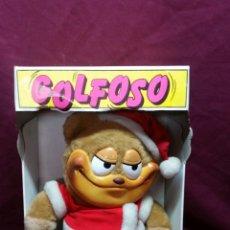 Juguetes Antiguos: PELUCHE GOLFOSO DE QUIRON !!!. Lote 99725204