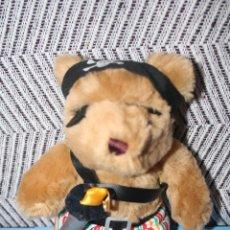 Juguetes Antiguos: OSO PIRATA *** THE TEDDY BEAR COLLECTION *** PELUCHE ROPA ORIGINAL *** ALTURA 22 CMS ***. Lote 99929987